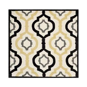 Chatham Ivory and Multi-Colored Area Rug