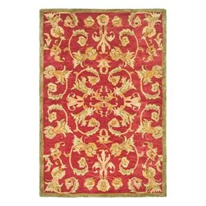 Anatolia Area Rug, Red