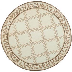 DuraRug Ivory Area Rug