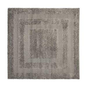 Florida Shag Area Rug, Grey