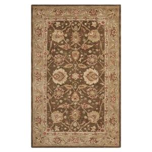 Anatolia Area Rug, Brown / Green