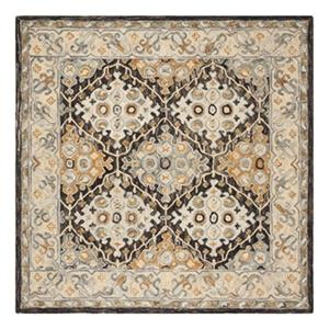Aspen Beige and Brown Hand Tufted Area Rug