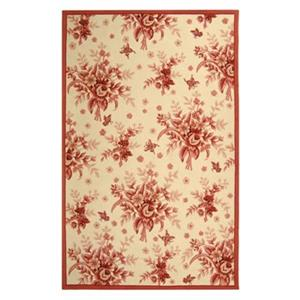 Chelsea Area Rug, Red