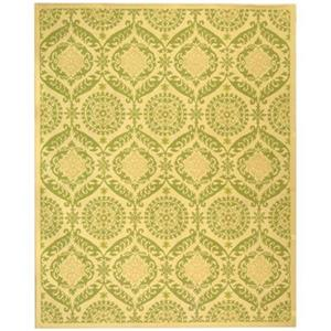 Chelsea Beige and Green Area Rug