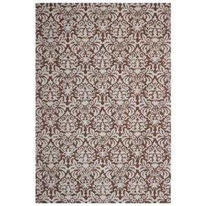 Chelsea Brown and Grey Area Rug