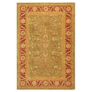 Anatolia Green Area Rug