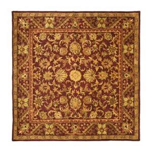 Antiquities Wine Area Rug