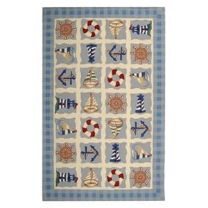 Chelsea Area Rug, Blue