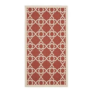 Courtyard Indoor/Outdoor Area Rug