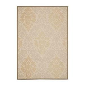 Safavieh Courtyard Indoor/Outdoor Area Rug 11.17-ft x 8-ft Cream