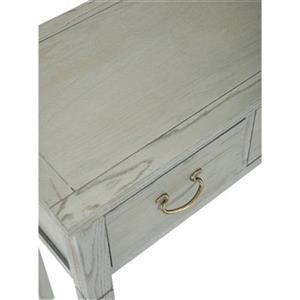 Safavieh Cindy 3-Drawer Rectangular Whitewash Console Table