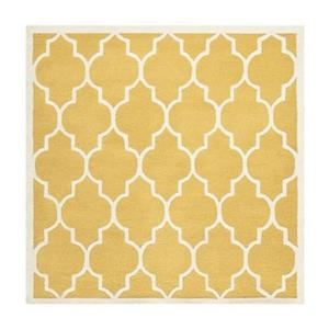 Cambridge Gold and Ivory Area Rug