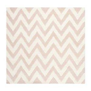 Cambridge Light Pink and Ivory Area Rug