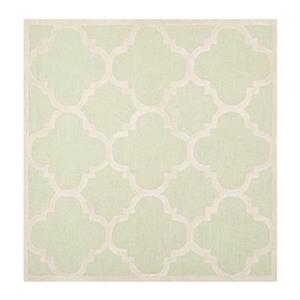 Cambridge Light Green and Ivory Area Rug