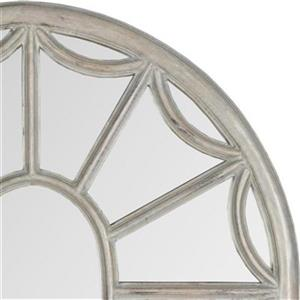 Safavieh Palladian  33-in x 32-in Mirror