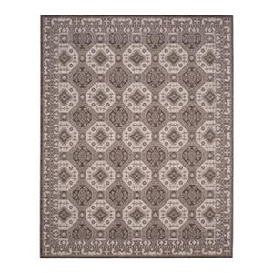 Artisan Brown and Ivory Area Rug