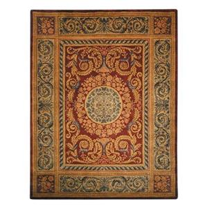 Empire Area Rug, Red