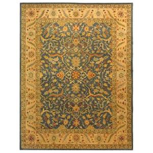 Antiquity Blue Area Rug