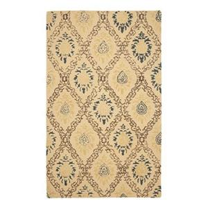 Antiquities Area Rug, Light Gold