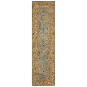 Anatolia Area Rug, Blue / Green