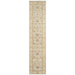 Antiquity Grey Blue and Beige Area Rug