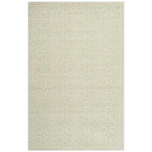 Cambridge Area Rug, Light Green / Ivory