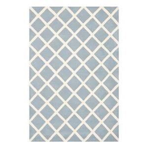 Chatham Blue and Ivory Area Rug