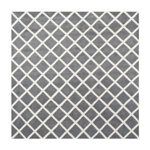 Chatham Area Rug, Dark Grey / Ivory