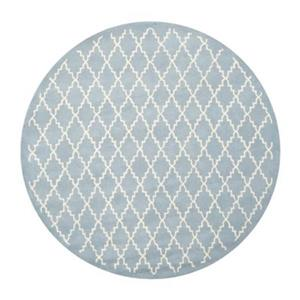 Chatham Area Rug, Blue / Ivory