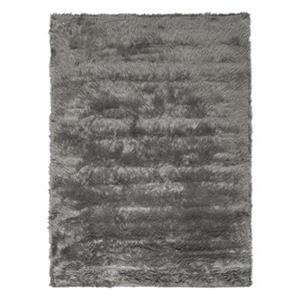 Faux Sheep Skin Gray Area Rug