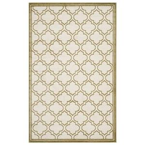 Safavieh Amherst Ivory and Light Green Area Rug,AMT412A-5