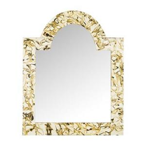 Safavieh Antibes 30-in x 24-in Arched Mirror