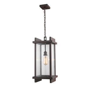Z-Lite Fallow 1-Light Outdoor Suspended Light