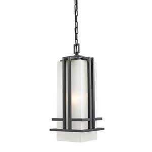 Z-Lite Abbey Outdoor Suspended Light - Rubbed Bronze