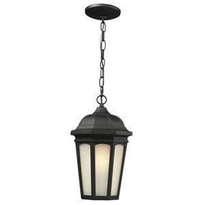 Z-Lite Newport Outdoor Suspended Light - Black