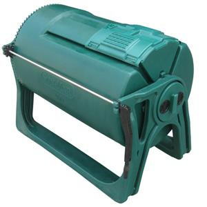 Sun-Mar 100 Gallon Green Tumbler Composter