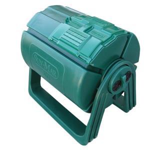 Sun-Mar 50 Gallon Green Tumbler Composter