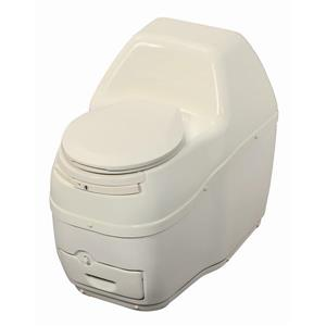 Self-Contained Composting Compact Toilet
