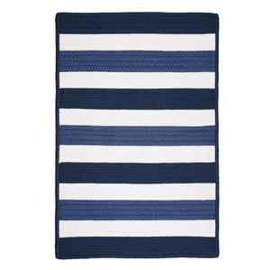 Colonial Mills Portico 6-ft x 6-ft Nautica Indoor/Outdoor Handcrafted Square Area Rug