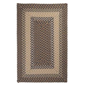 Colonial Mills Tiburon 4-ft x 6-ft Rectangular Indoor/Outdoor Stone Blue Area Rug
