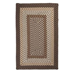 Colonial Mills Tiburon 4-ft x 4-ft Square Indoor/Outdoor Dockside Area Rug