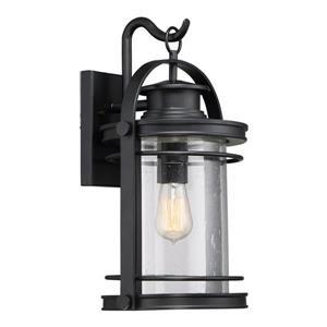 Booker Outdoor 1-Light Wall Lantern