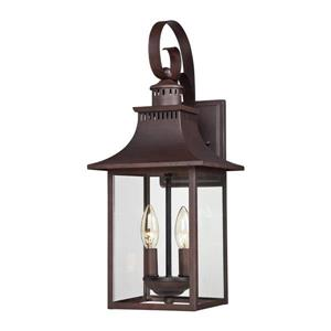 Chancellor 2-Light Outdoor Sconce