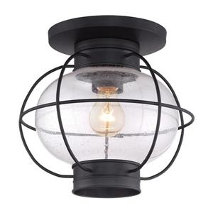 Cooper Outdoor Close to Ceiling Light