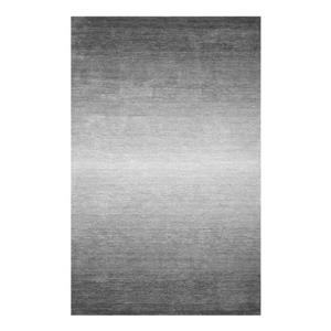 Hand Tufted Ombre Bernetta Grey Area Rug