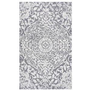 Grey Lianne Area Rug