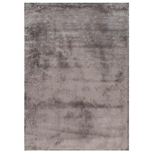 Block Island Grey Cloud Shag Area Rug