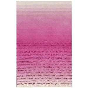 Décor Pink Area Rug