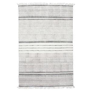Grey Handmade Raina Area Rug