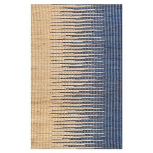 Blue Flatweave Hulsey Area Rug